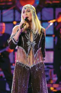 Cher: Live in Concert - 8 x 10 Color Photo #3