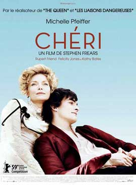Cheri - 27 x 40 Movie Poster - French Style A