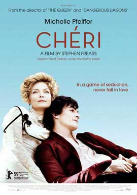 Cheri - 11 x 17 Movie Poster - UK Style A