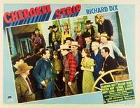 Cherokee Strip - 11 x 14 Movie Poster - Style A