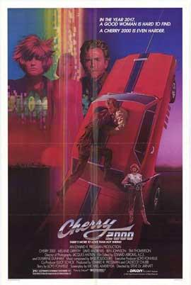 Cherry 2000 - 11 x 17 Movie Poster - Style B