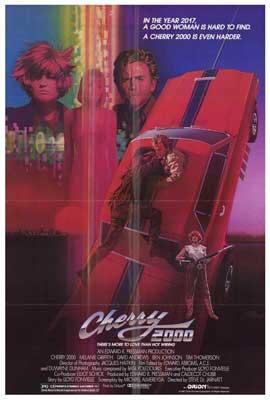 Cherry 2000 - 27 x 40 Movie Poster - Style B