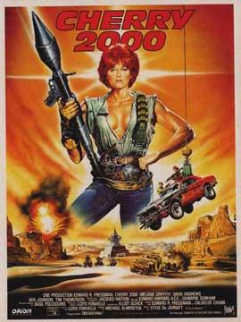 Cherry 2000 - 11 x 17 Movie Poster - Style C