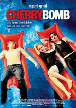 Cherry Bomb - 11 x 17 Movie Poster - German Style A