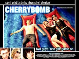 Cherry Bomb - 11 x 17 Movie Poster - UK Style A
