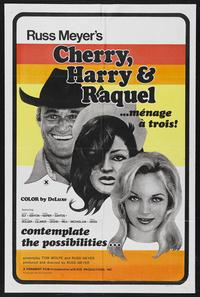 Cherry, Harry and Raquel! - 27 x 40 Movie Poster - Style B
