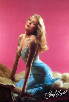 Cheryl Ladd - 27 x 40 Movie Poster - Style A