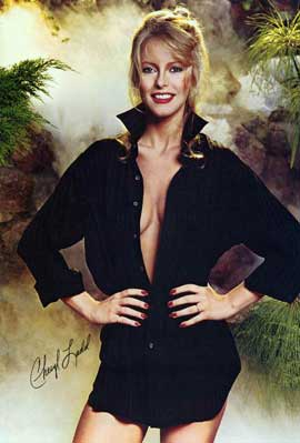 Cheryl Ladd - 11 x 17 Movie Poster - Style B