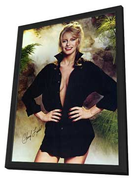 Cheryl Ladd - 27 x 40 Movie Poster - Style B - in Deluxe Wood Frame