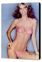 Cheryl Tiegs - 27 x 40 Movie Poster - Style A - Museum Wrapped Canvas