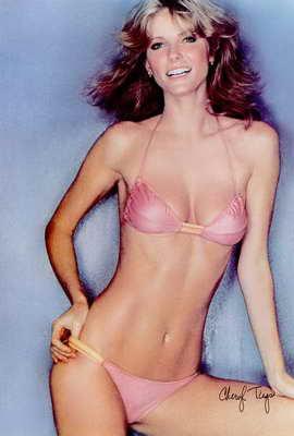 Cheryl Tiegs - 27 x 40 Movie Poster - Style A