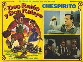 Chespirito - 11 x 14 Poster Spanish Style A