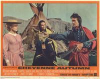 Cheyenne Autumn - 11 x 14 Movie Poster - Style B
