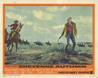 Cheyenne Autumn - 11 x 14 Movie Poster - Style C