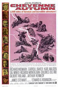 Cheyenne Autumn - 27 x 40 Movie Poster - Style A