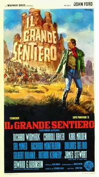 Cheyenne Autumn - 30 x 60 Movie Poster - Italy Style A