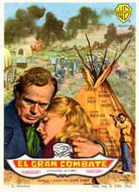 Cheyenne Autumn - 11 x 17 Movie Poster - Spanish Style A