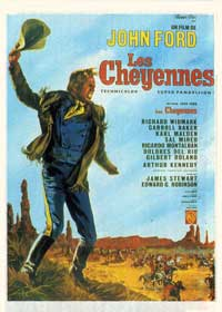 Cheyenne Autumn - 11 x 17 Movie Poster - French Style A