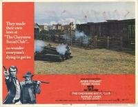 The Cheyenne Social Club - 11 x 14 Movie Poster - Style E