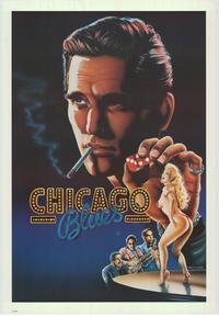 Chicago Blues - Art Poster - 26 x 38 - Style A