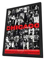 Chicago (Broadway) - 27 x 40 Poster - Style A - in Deluxe Wood Frame