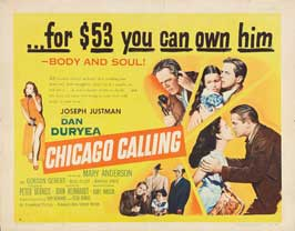 Chicago Calling - 11 x 14 Movie Poster - Style A
