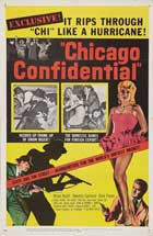 Chicago Confidential - 11 x 17 Movie Poster - Style A