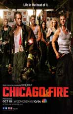 Chicago Fire (TV) - 11 x 17 TV Poster - Style A