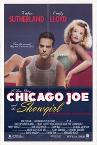 Chicago Joe & the Showgirl - 11 x 17 Movie Poster - Style B