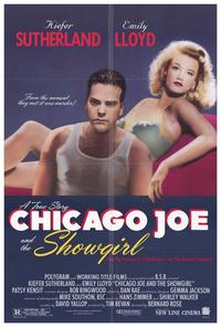 Chicago Joe & the Showgirl - 27 x 40 Movie Poster - Style B
