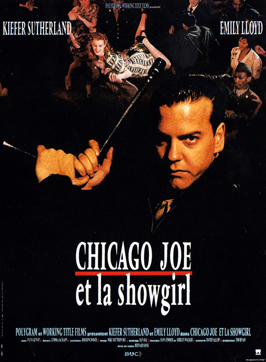 Chicago Joe & the Showgirl - 11 x 17 Movie Poster - French Style A