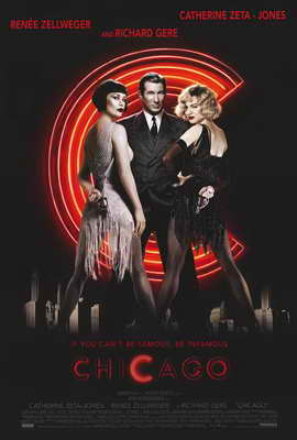 Chicago - 11 x 17 Movie Poster - Style A