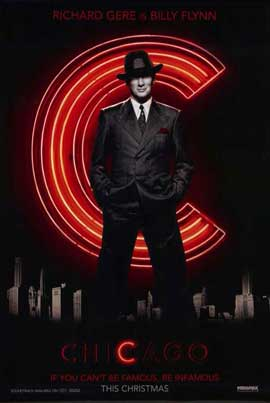 Chicago - 11 x 17 Movie Poster - Style C