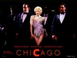 Chicago - 11 x 14 Movie Poster - Style D