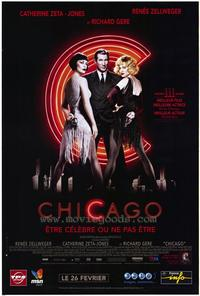 Chicago - 47 x 62 Movie Poster - French Style A