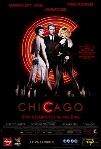Chicago - 30 x 40 Movie Poster - French Style A