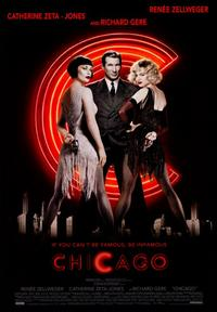 Chicago - 43 x 62 Movie Poster - Bus Shelter Style A