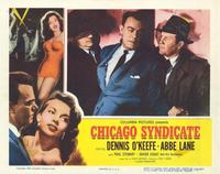 Chicago Syndicate - 11 x 14 Movie Poster - Style B