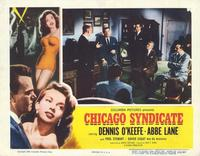 Chicago Syndicate - 11 x 14 Movie Poster - Style D