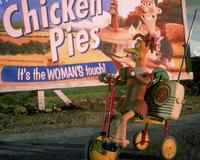 Chicken Run - 8 x 10 Color Photo #11