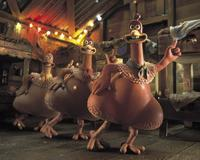 Chicken Run - 8 x 10 Color Photo #15