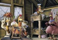 Chicken Run - 8 x 10 Color Photo #31