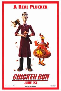 Chicken Run - 27 x 40 Movie Poster - Style B