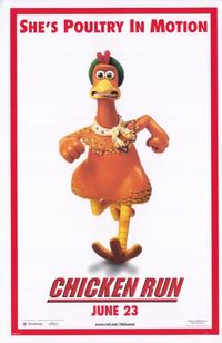 Chicken Run - 27 x 40 Movie Poster - Style E
