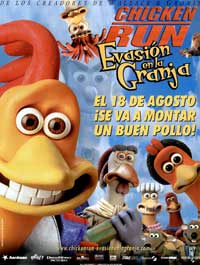 Chicken Run - 11 x 17 Movie Poster - Spanish Style A