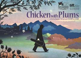 Chicken with Plums - 27 x 40 Movie Poster - UK Style A