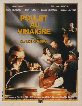 Chicken with Vinegar - 11 x 17 Movie Poster - French Style A