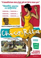 Chico & Rita - 43 x 62 Movie Poster - Bus Shelter Style A