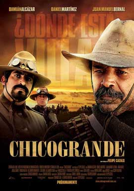 Chicogrande - 11 x 17 Movie Poster - Spanish Style A