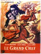 Chief Crazy Horse - 11 x 17 Movie Poster - French Style A